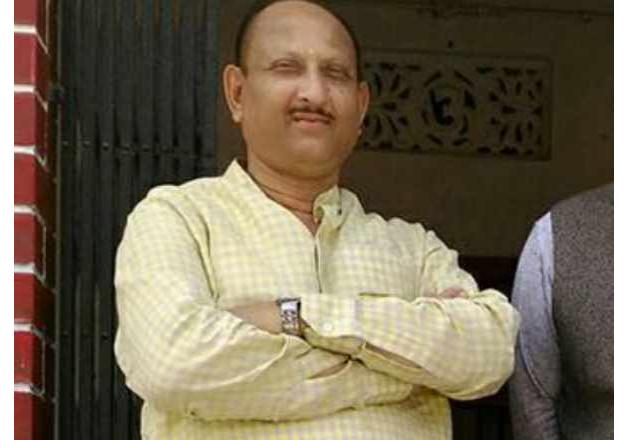 File pic of Bihar Congress vice-president Brajesh Pandey
