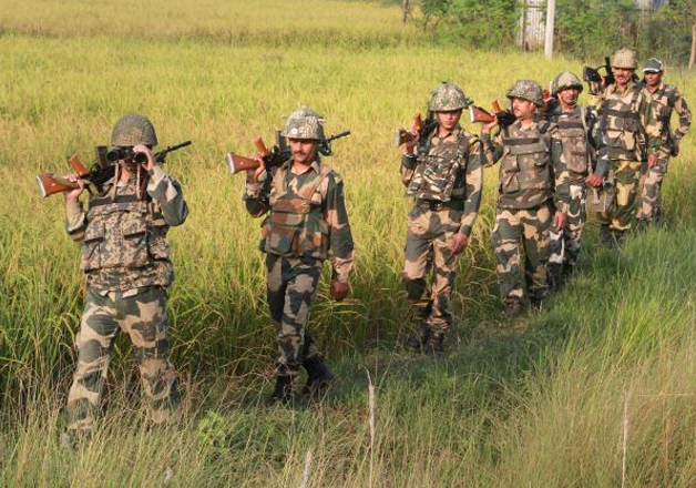Representational pic - Female intruder killed by BSF in