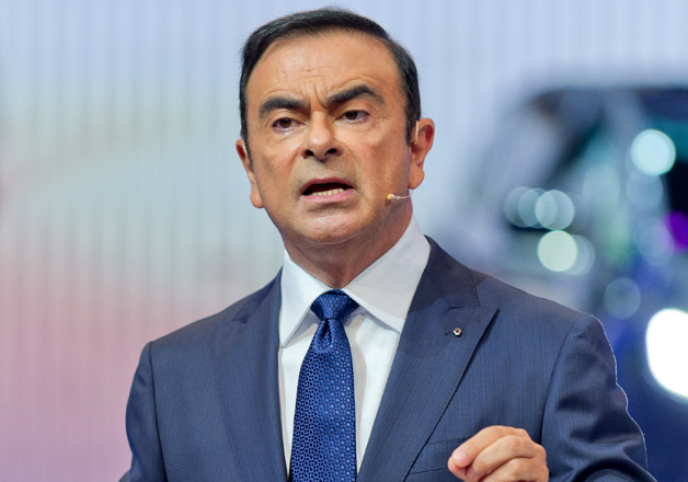 Japanese Nissan executive tapped to replace Ghosn as CEO