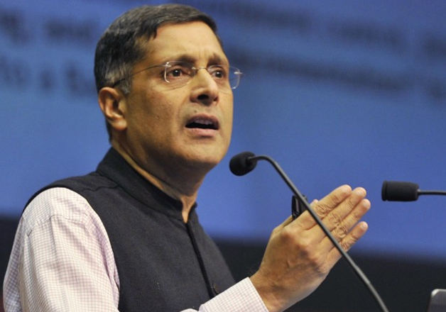 File pic of Arvind Subramanian