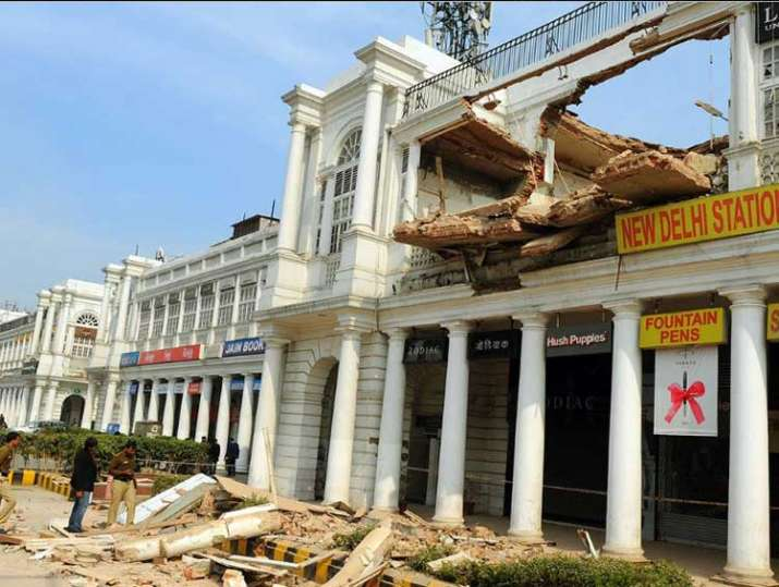 21 restobars at CP were closed after the roof of a vacant