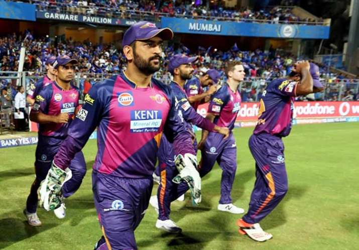 MS Dhoni steps down as Rising Pune Supergiants skipper