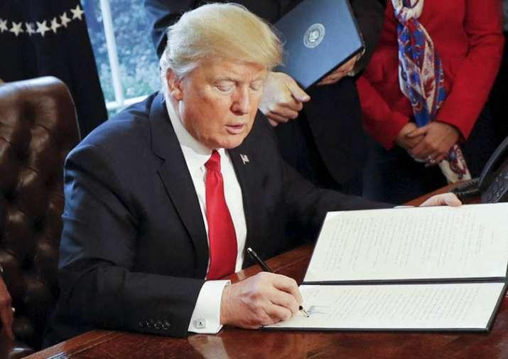 US court denies request to immediately restore Trump's
