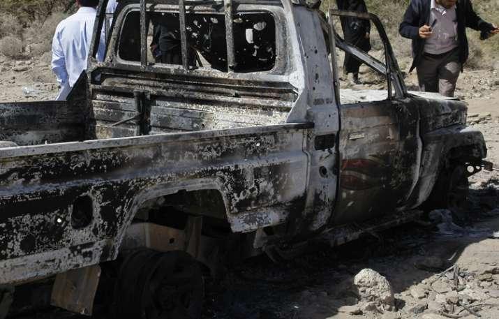 Al Qaeda No. 2 reportedly killed in US drone strike in Syria