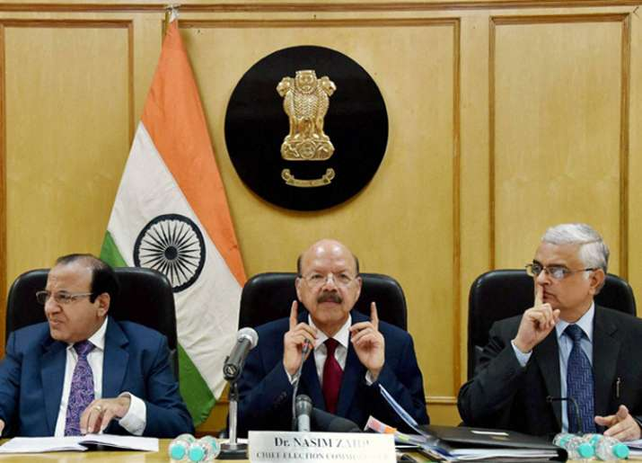 Election Commission asks parties not to raise religion,