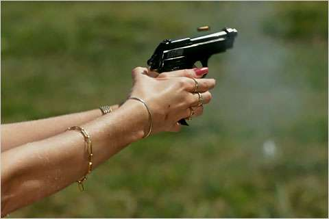 10 'dabang' female politicians from UP who own firearms