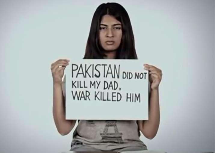 Gurmehar Kaur is the daughter of Kargil martyr Captain