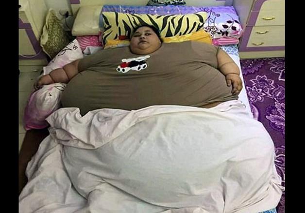 World's heaviest woman weighing 500-kg reaches Mumbai for