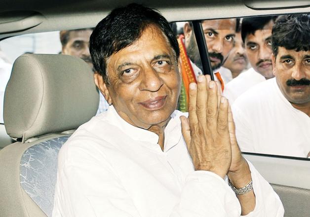 BJP MP Hukum Singh