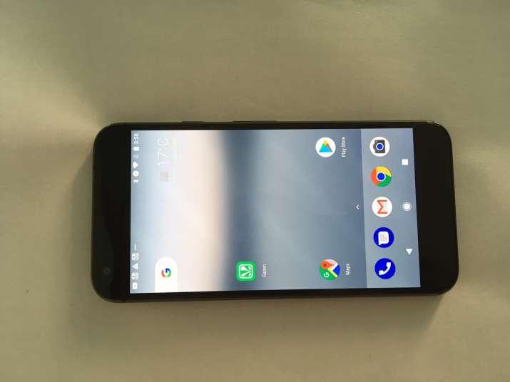 India Tv - Google Pixel front look