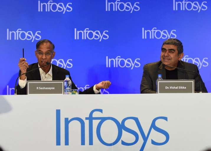 Vishal Sikka's package in line with best global standards,