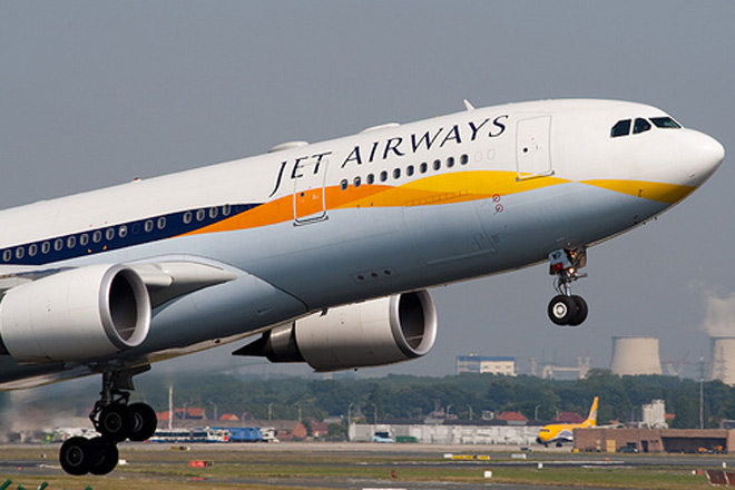 Drunk businessman held for 'molesting' two Jet Airways