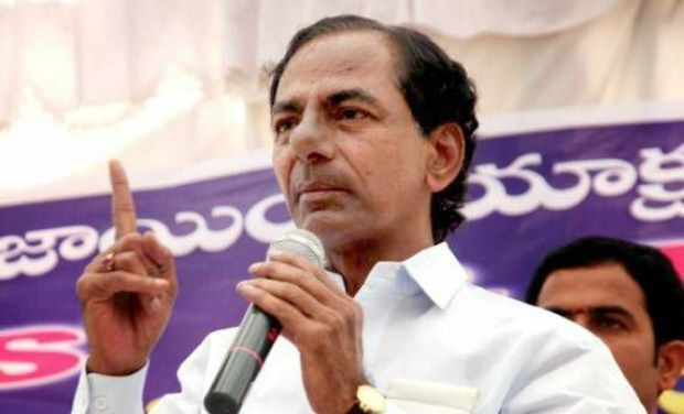 KCR to offer Rs 5 cr worth jewellery at Tirumala as