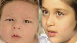 India Tv - Kareena Kapoor Khan and son Taimur Ali Khan