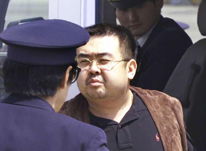 Kim Jong Nam, exiled half brother of North Korea's leader