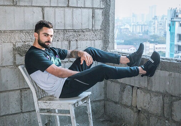 Virat Kohli signs Rs 110 crore deal with Puma
