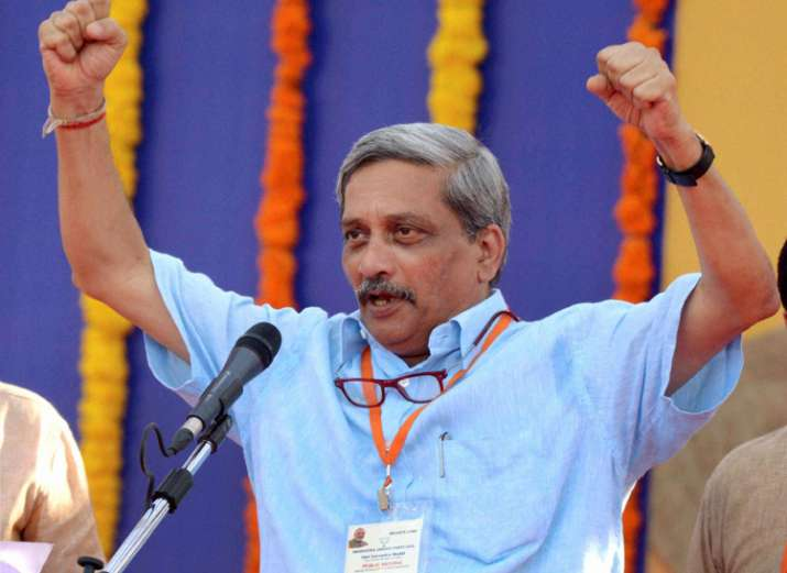 Defence Minister Manohar Parrikar said India desired good