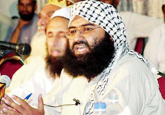 File pic of Pak based militant Masood Azhar