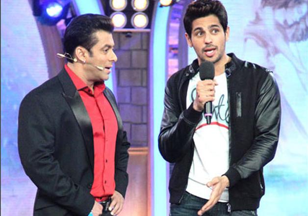 Salman Khan, Sidharth Malhotra- India Tv