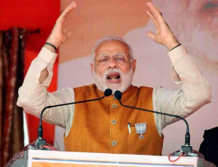 PM Modi accuses Harish Rawat govt in Uttarakhand of having