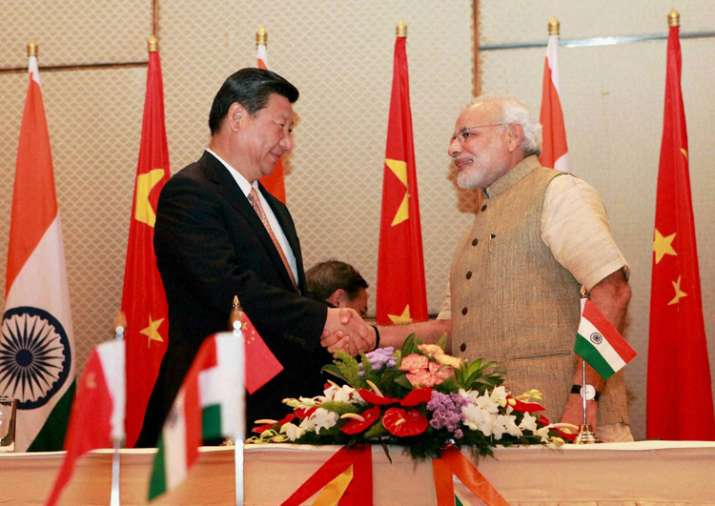 China objects to Taiwanese delegation's visit to India