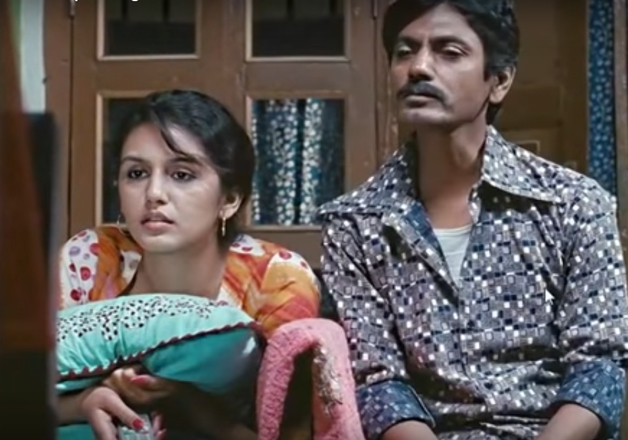 Wasseypur's 'permission' scene was my personal