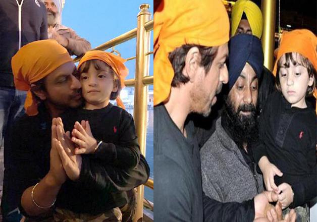 Shah Rukh Khan, Abram- India Tv