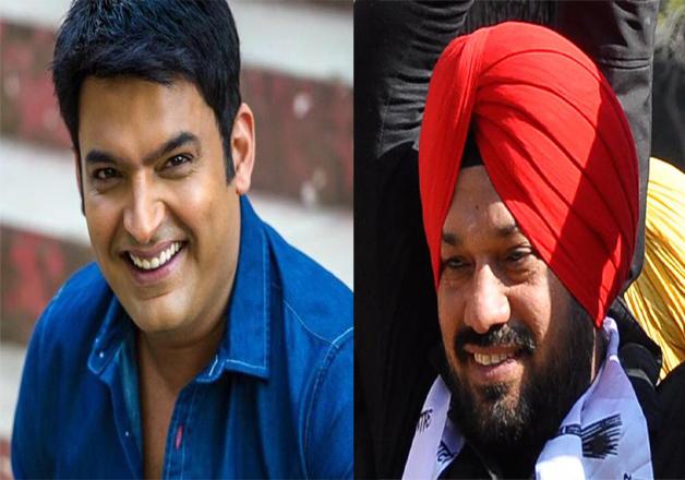 Kapil Sharma, Gurpreet Singh Waraich- India Tv