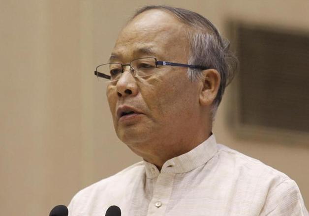 File pic - Manipur Chief Minister Okram Ibobi Singh