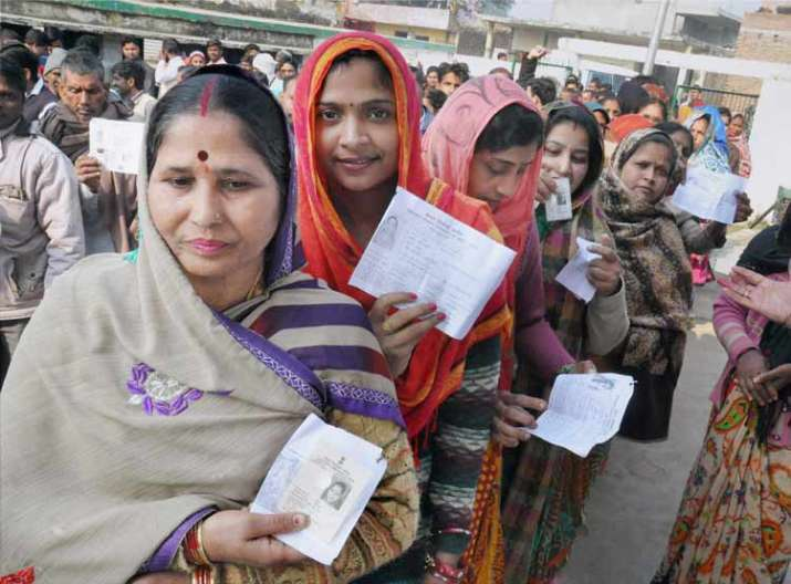 69 constituenciesare voting in third phase of the UP