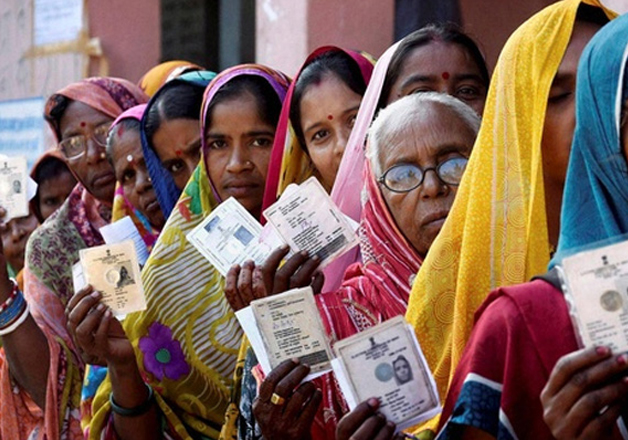 Voting for fourth phase underway in UP