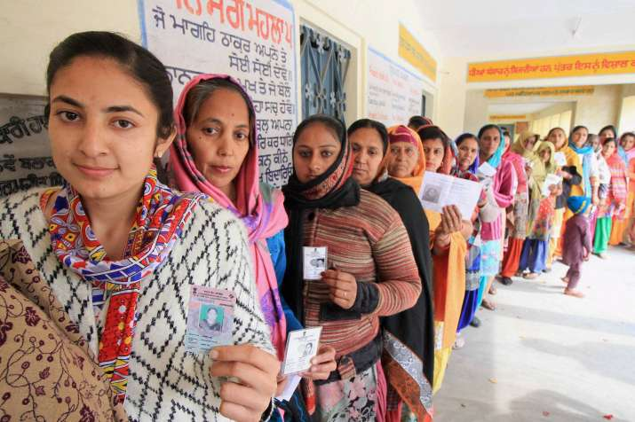 Voting for 73 seats of Western UP will take place on