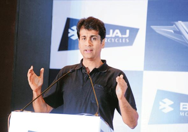File pic of Bajaj Auto Managing Director Rajiv Bajaj