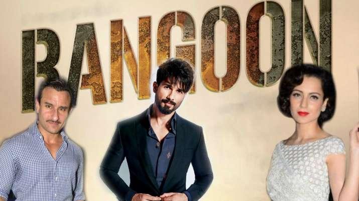 India Tv - Rangoon: Special screening for Netaji Subhash Chandra Bose's family