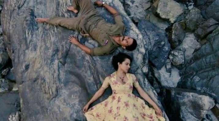 India Tv - Shahid, Saif are incredible actors, says Kangana Ranaut