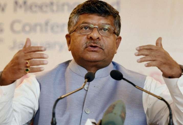 Congress will ditch Samajwadi Party, Ravi Shankar Prasad