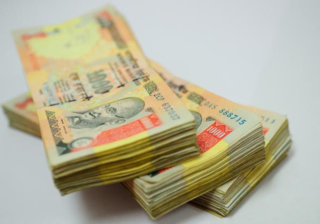 File pic of scrapped Rs 1000 notes