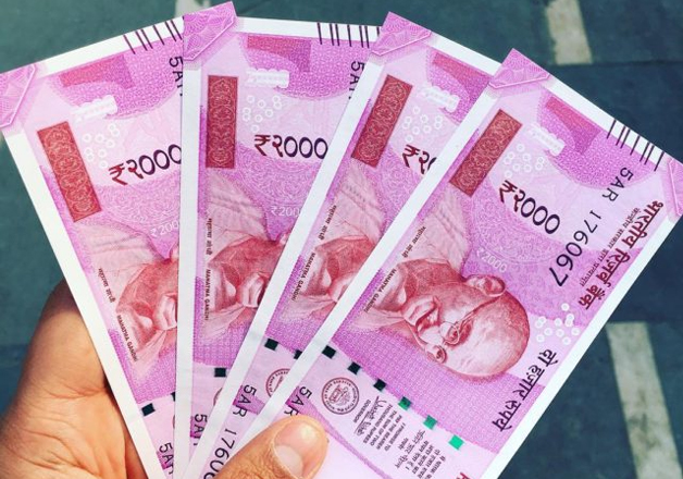 Pak-printed fake Rs 2,000 notes seized in WB