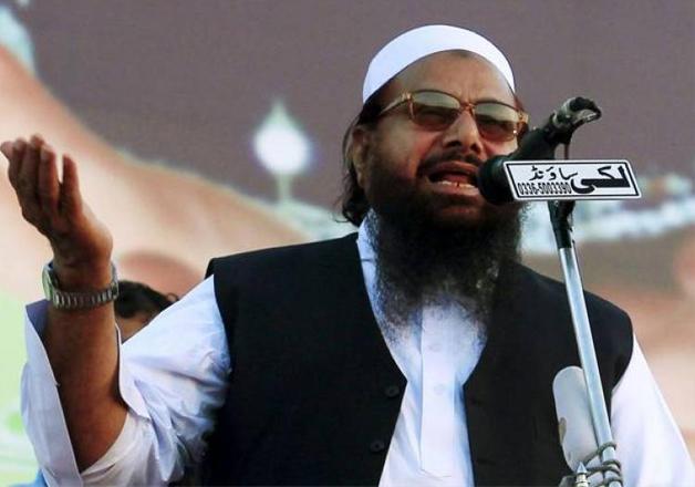File pic - Hafiz Saeed