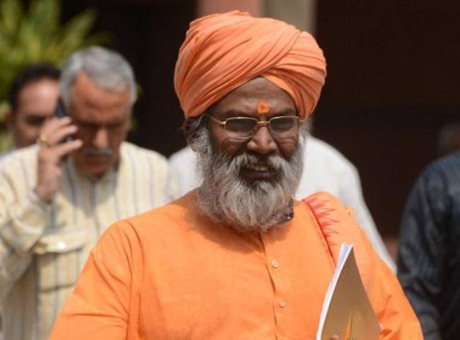 BJP MP Sakshi Maharaj said there was no need of 'kabristan'