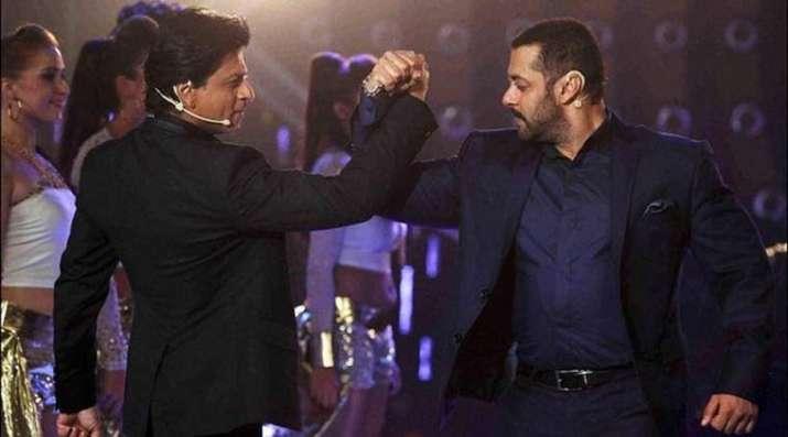 India Tv - Shah Rukh Khan and Salman Khan