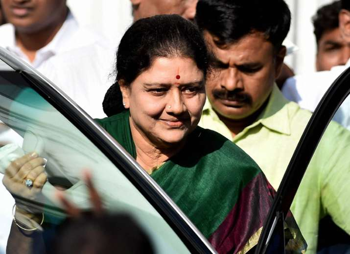 Sasikala to become Tamil Nadu's third woman CM