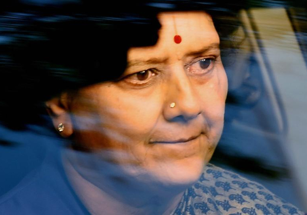 File pic of VK Sasikala