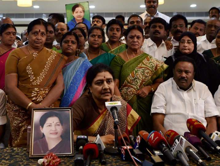 SC will pronounce verdict on Sasikala disproportionate