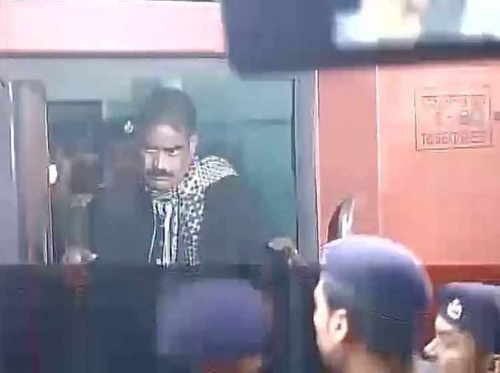 Mohammad Shahabuddin shifted to Delhi's Tihar Jail