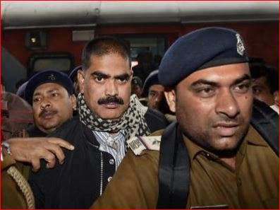 Mohammed Shahbuddin is currently lodged in Delhi's Tihar