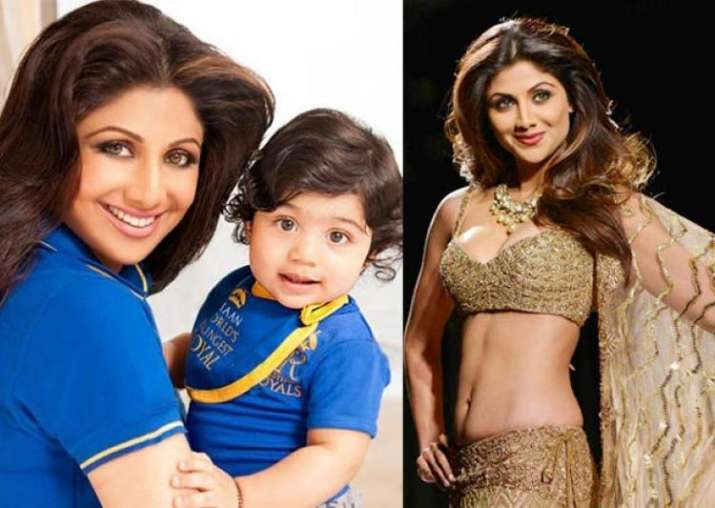 India Tv - Shilpa Shetty says, people judged me on my weight post pregnancy