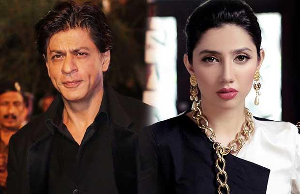 Mahira Khan's fan-girl moment with SRK is really sweet