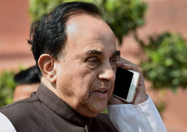 Subramanian Swamy 'inadvertently' predicted a