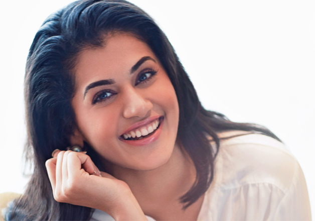 Taapsee Had A Crush On These Two Handsome Bollywood Actors